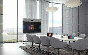 digitale vergaderruimte boardroom